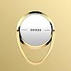 Zhuse 360 Derece Dönerli Metal Gold Yüzük Tutucu - Resim 6