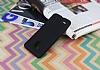 ZTE Blade V7 Lite Mat Siyah Silikon Kılıf - Resim 2