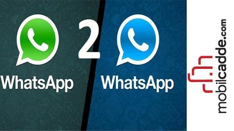 Android'de Bir Telefonda 2 Farklı WhatsApp Uygulaması Nasıl Kullanılır?