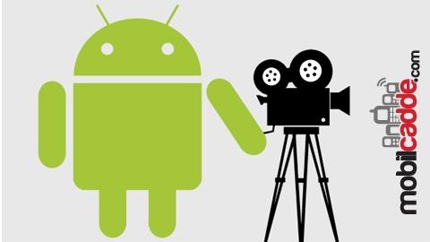 Android'de Ekran Videosu Nasıl Çekilir?