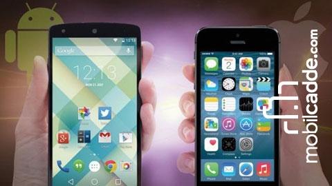 Android Rehberinizi iPhone'a Kolayca Aktarın
