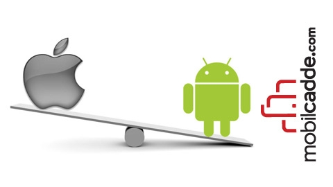 Android Telefonlar iPhone Telefonlara Oranla Daha Sorunsuz