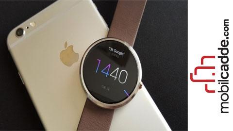 Android Wear / Akıllı Saat, iPhoneda Nasıl Kullanılır?