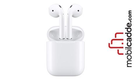 Apple'ın Kablosuz Kulaklığı AirPods Güncellendi