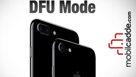 DFU Modu Nedir, Nasıl Kullanılır?