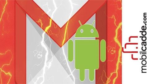 Gmail Android Uygulamasının Gizli Özellikleri