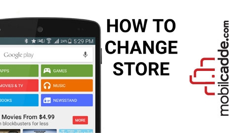 Google Play Store Dili Nasıl Değiştirilir?