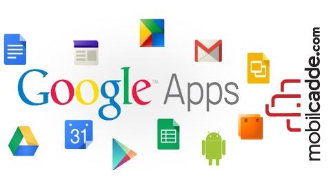 Android ile birlikte otomatik kurulu gelen Google uygulamaları nasıl devre dışı bırakılır?