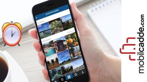 Instagram'da Gönderi Zamanlama Nasıl Yapılır?