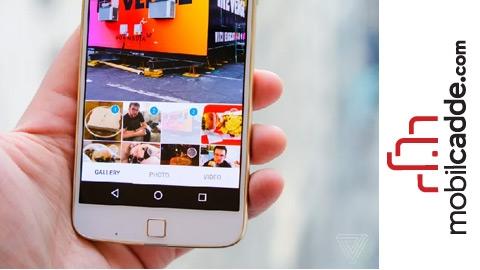 Instagram Albüm Özelliği Nasıl Kullanılır?