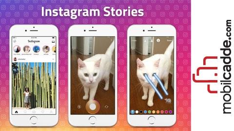 Instagram Stories Nasıl Kullanılır?