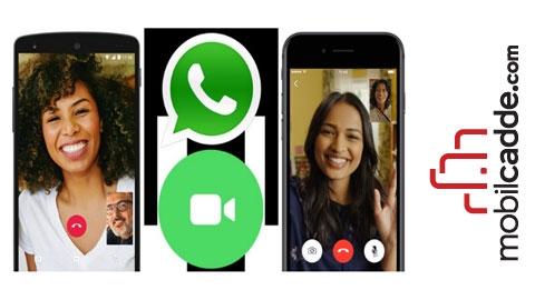 WhatsApp Üzerinden Görüntülü Konuşma Nasıl Yapılır?