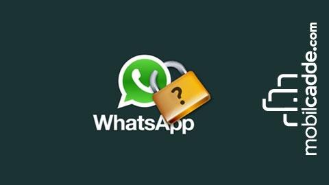 WhatsApp Mesajlarını Şifreleme Nasıl Yapılır?