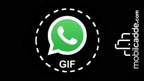 WhatsApp ile Nasıl GIF dosyası Gönderilir?