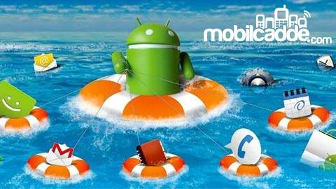 Android Cihazınızda Silinen Dosyaları Geri Getirin