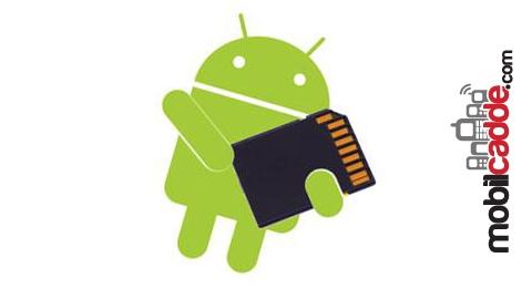 Hafıza Kartını Görmeyen Android Telefon İçin Ne Yapılmalı?