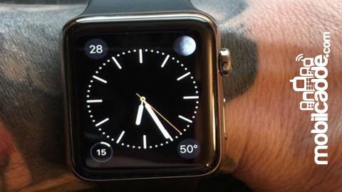 Bileğinizde Dövme Varsa Apple Watch'ı Kullanamayabilirsiniz