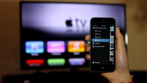 iOS Cihazınızı Apple TV ile televizyona kablosuz olarak nasıl bağlayabilirsiniz?