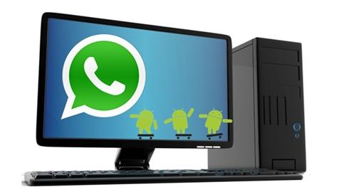 WhatsApp Artık Bilgisayarınızda!