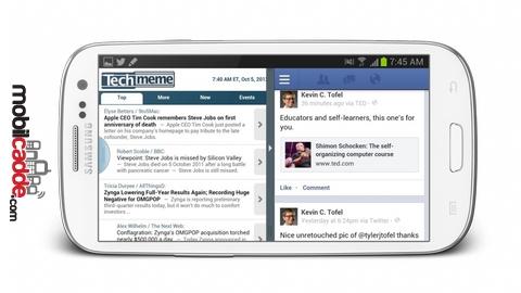 Samsung Galaxy İçin Aynı Anda İki Uygulama Kullanma