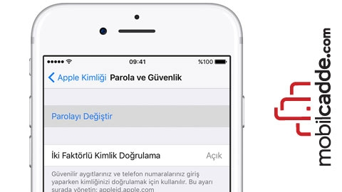 iOS'de İki Faktörlü Kimlik Doğrulaması Nedir, Nasıl Etkinleştirilir?