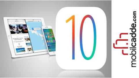 iOS 10'un Öne Çıkan Özellikleri