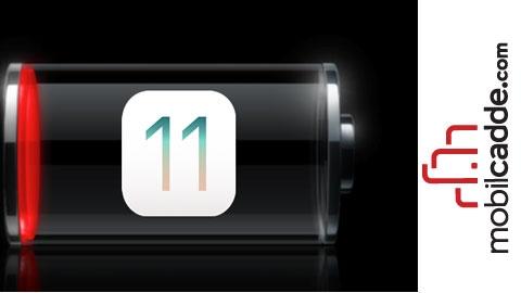 iOS 11'deki Şarj/Pil Sorunu Nasıl Çözülür?