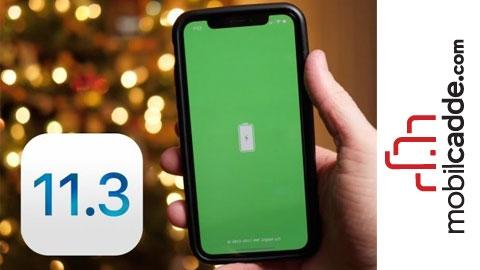 iOS 11.3 Güncellemesi ile Gelen Özellikler ve Cihaz Listesi