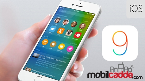 iOS 9 ile Gelen Yenilikler ve iOS 9'a Uyumlu Cihazlar