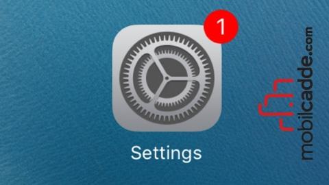 iOS Güncelleme Uyarısı Nasıl Kapatılır?