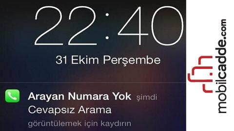 iPhone'da Numara Nasıl Gizlenir?