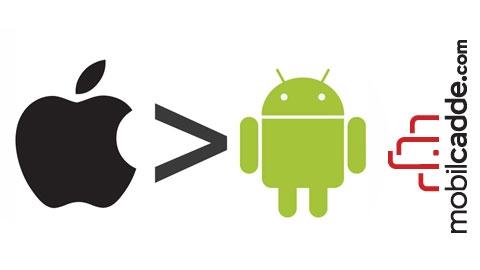 iPhone'u Diğer İşletim Sistemli Akıllı Telefonlara Göre Üstün Kılan Özellikler