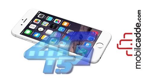 iPhone 4.5G Ayarı Nasıl Yapılır?