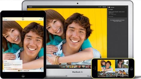 iCloud'da Paylaşılan Fotoğraf ve Video Yayını Nasıl Yapılır?