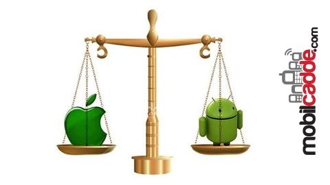 iOS'un Android'e Göre Avantajları Nelerdir?
