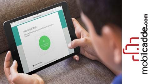iPadde WhatsApp Web Nasıl Kullanılır?