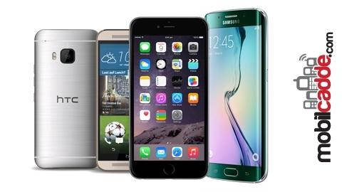 iPhone 6S'e Alternatif Olabilecek Akıllı Telefonlar