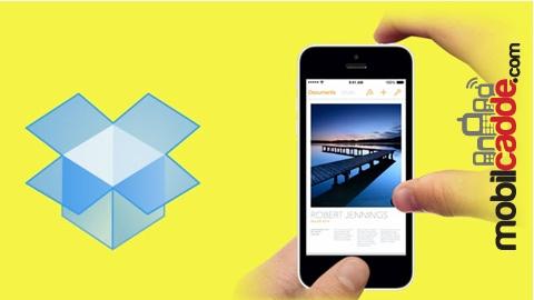 iPhone Ekran Görüntülerinizi Dropbox'ta Yedekleyin