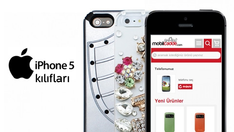 iPhone 5 / 5S Kılıf İnceleme Video