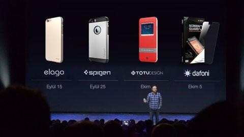 MobilCadde.com iPhone 6 Kılıflarını Tanıttı