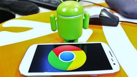 Chrome üzerinden Android telefonunuza uygulama indirme