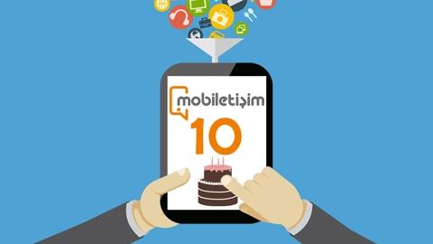 Kardeş Sitemiz Mobiletisim.com 10. Yaşını Kutluyor