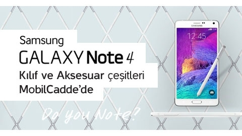 Samsung Galaxy Note 4 Kılıf İnceleme Video