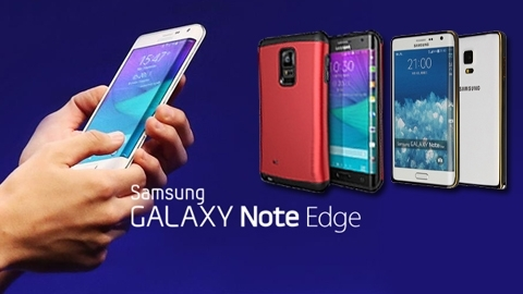 Samsung Galaxy Note Edge Kılıf İnceleme Video