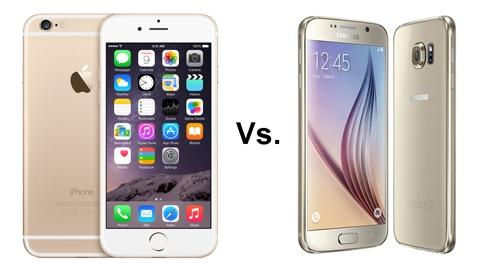 Samsung Galaxy S6 ile iPhone 6'yı Karşılaştırdık