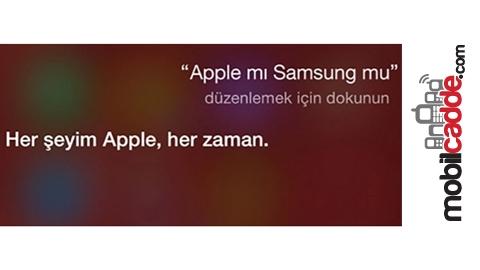 Türkçe Siri iOS 8.3 ile Birlikte Geldi