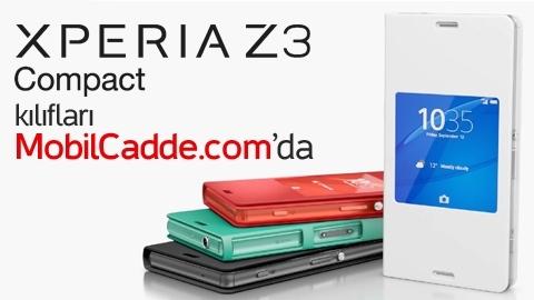 Sony Xperia Z3 Compact Kılıf İnceleme Video