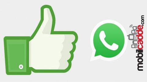 Whatsapp'a Beğen Butonu Geliyor