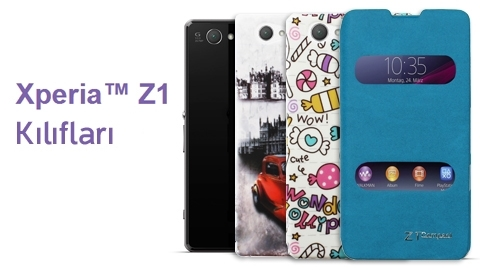 Sony Xperia Z1 Kılıf İnceleme Video