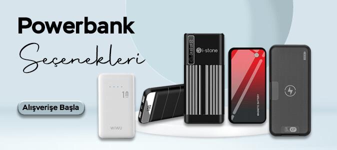 Powerbank Yedek Batarya